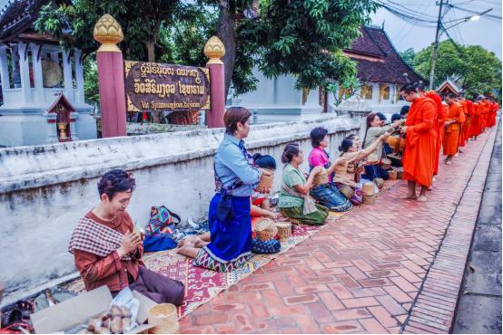 老挝摄影旅游