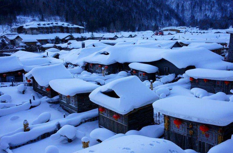 雪乡摄影游