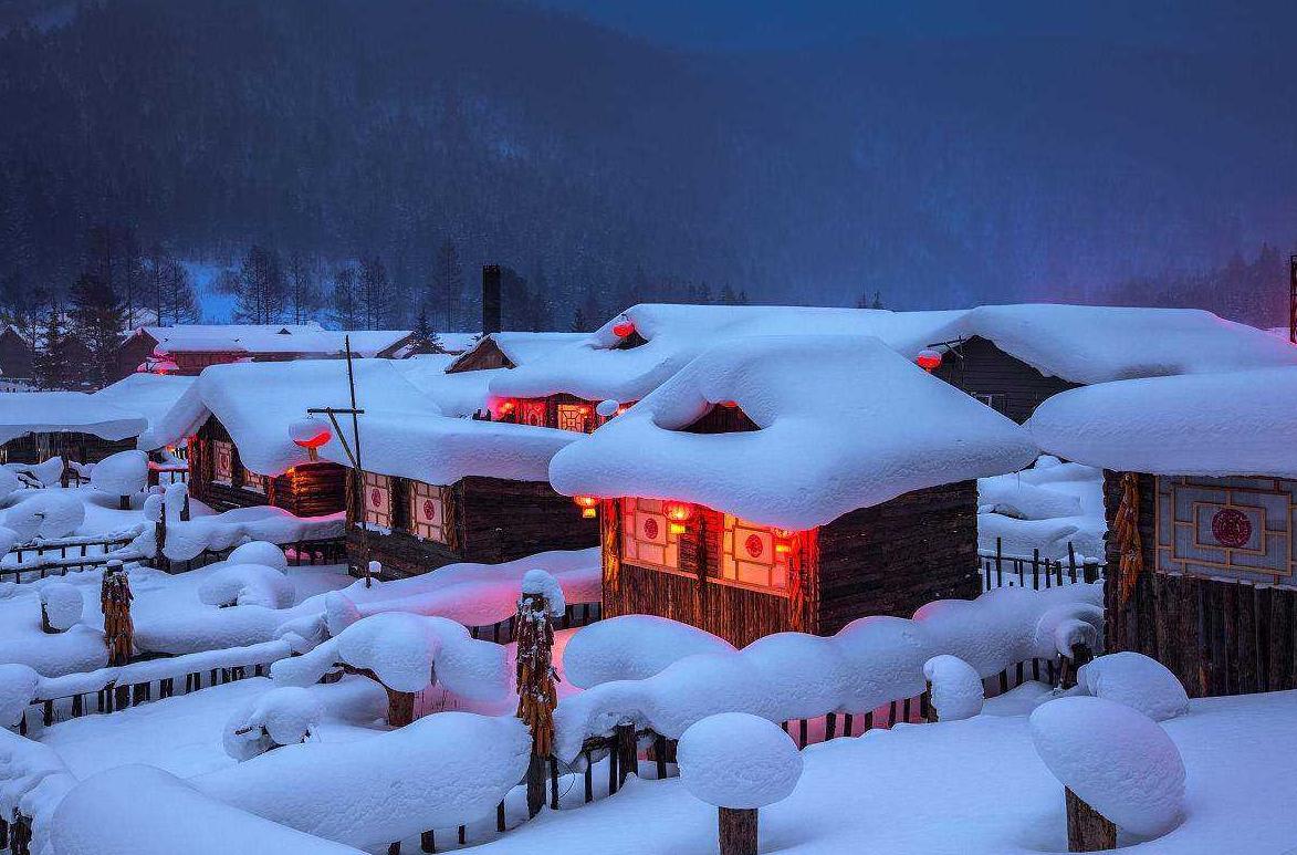 雪乡摄影旅游