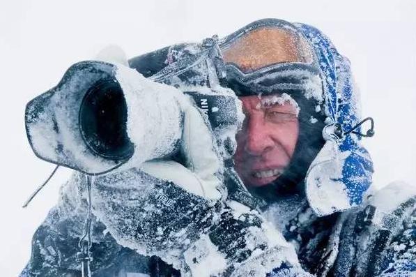 冰封的摄影师